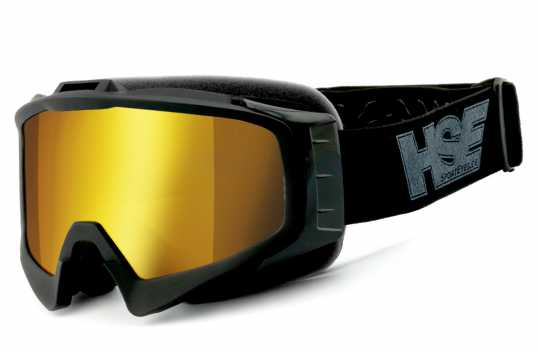 Helly Helly HSE 2305 SportEyes Goggles black & gold lens  - 91-7875