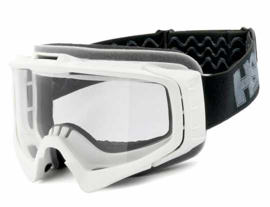 Helly Helly HSE 2305 SportEyes Goggles white & clear lens  - 91-7876