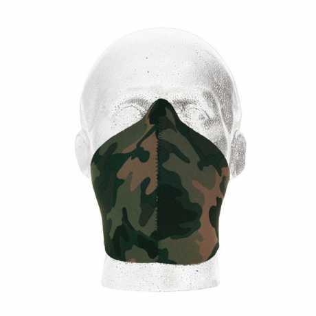 Bandero Bandero Half Face Mask Camo  - 910702