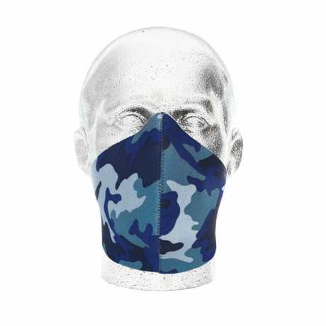 Bandero Bandero Gesichtsmaske 1/2  Electric  - 910707