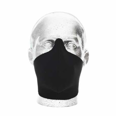 Bandero Bandero Gesichtsmaske 1/2 Midnight schwarz  - 910712