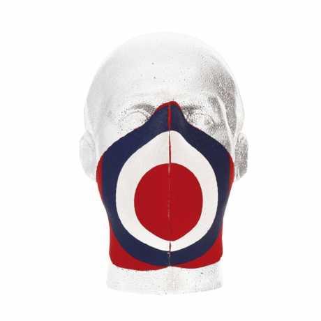 Bandero Bandero Gesichtsmaske 1/2 Target  - 910723