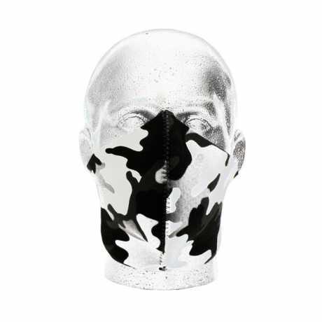 Bandero Bandero Gesichtsmaske 1/2 Arctic  - 910727