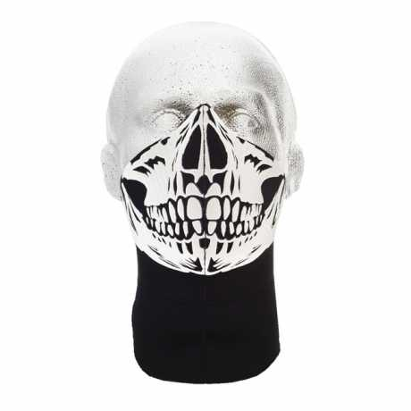 Bandero Bandero Biker Gesichtsmaske Longneck Skull  - 910732
