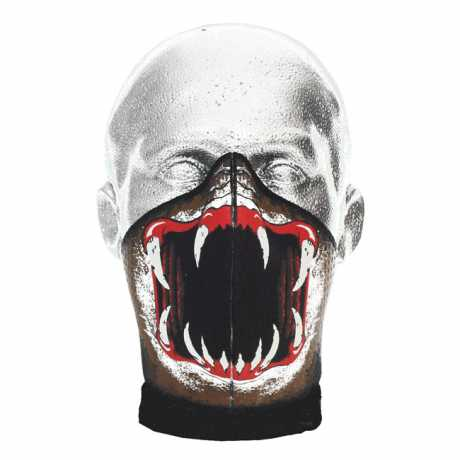 Bandero Bandero Gesichtsmaske 1/2 Slayer Longneck  - 910733