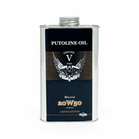 Putoline Putoline Motoröl 20W50 mineralisch 1 Liter  - 912407