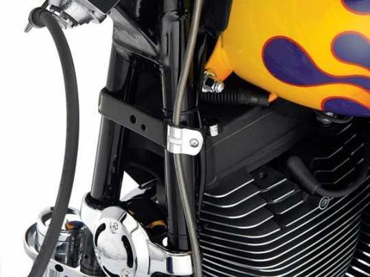 Harley-Davidson Kupplungszug-Clip, chrom  - 91360-03