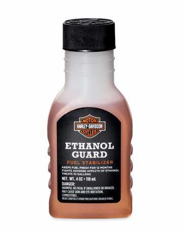 Harley-Davidson Ethanol Guard Fuel Stabilizer 118 ml / 4 oz  - 91600001