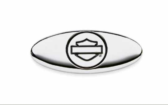 Harley-Davidson Decorative Medallion Oval with Bar & Shield Logo  - 91716-02