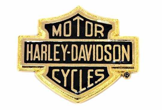 """Harley-Davidson Large Medallion - Bar & Shield Logo 3.6"""" x 3""""  - 91815-85"""