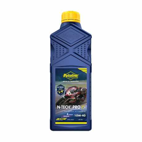 Putoline Putoline Motoröl N-Tech Pro R+ 10W60  - 919692