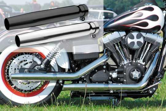 Thunderbike Tapered Endtöpfe Street Devil  - 92-75-010V