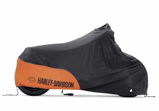 Harley-Davidson Motorradplane Premium für Innen, orange & schwarz  - 93100042