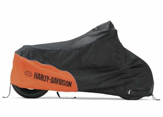 Harley-Davidson Motorradplane für Innen, orange & schwarz  - 93100043