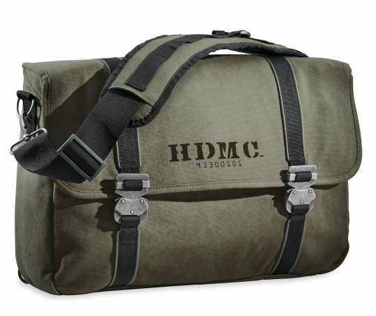 Harley-Davidson HDMC Kuriertasche Army Green  - 93300101