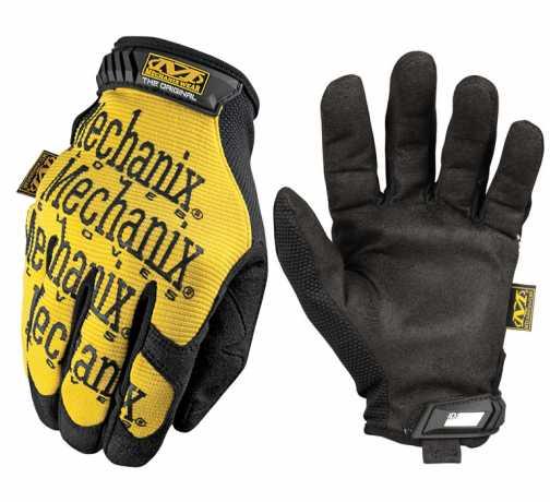 Mechanix Wear Mechanix The Original Gloves Black / Yellow  - 934012V