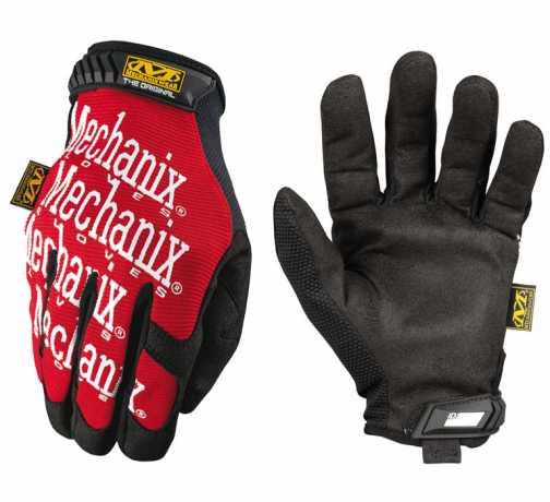 Mechanix Wear Mechanix The Original Gloves Black / Red  - 934021V
