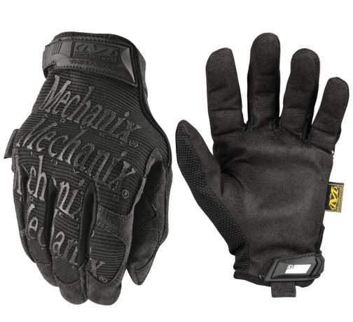 Mechanix Wear Mechanix The Original Gloves Black Covert (Dark Gray)  - 934049V