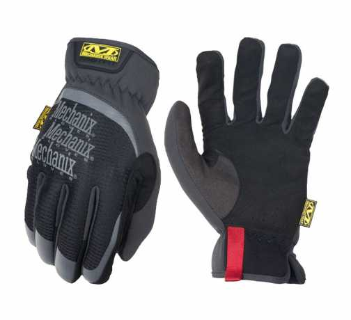 Mechanix Wear Mechanix Fast Fit Gloves, Black  - 934074V