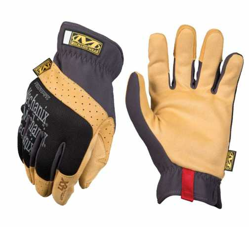 Mechanix Wear Mechanix Fastfit 4X Gloves Black/Brown  - 934146V