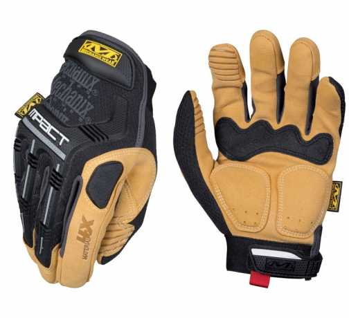 Mechanix Wear Mechanix M-Pact Gloves 4X Black/Brown  - 934151V