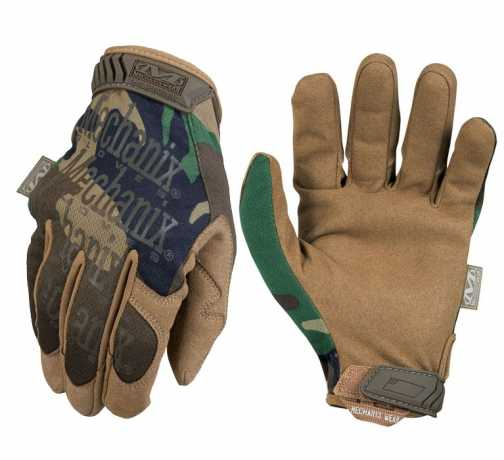 Mechanix Wear Mechanix The Original Gloves Woodland Camo  - 934160V