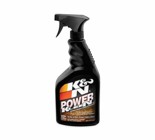 Harley-Davidson K&N Power Kleen 32 oz Air Filter Cleaner  - 93600004