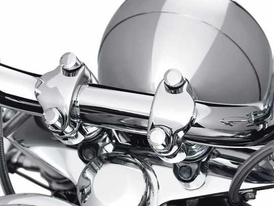 Harley-Davidson Handlebar Clamp Bolt Covers  - 94413-04