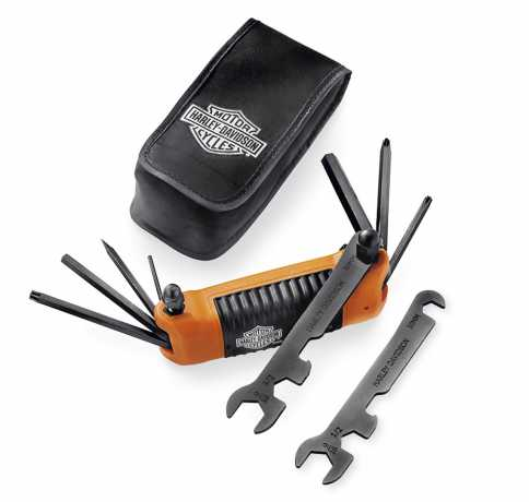 Harley-Davidson All-in-One Folding Tool  - 94435-10