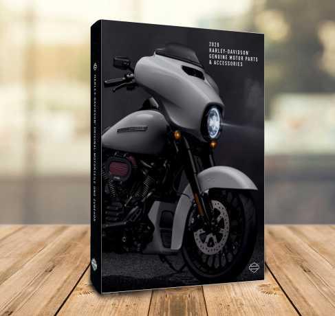 Harley-Davidson Harley-Davidson P&A Catalog 2020  - 94500297V