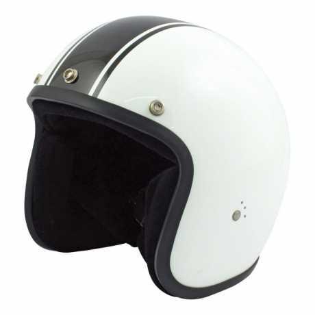 Bandit Bandit Jet Helmet Classic black & white  - 947022V
