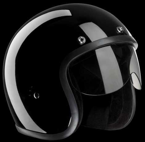 Bandit Bandit Small Jet Helmet Stick-on Visor, tinted  - 947232