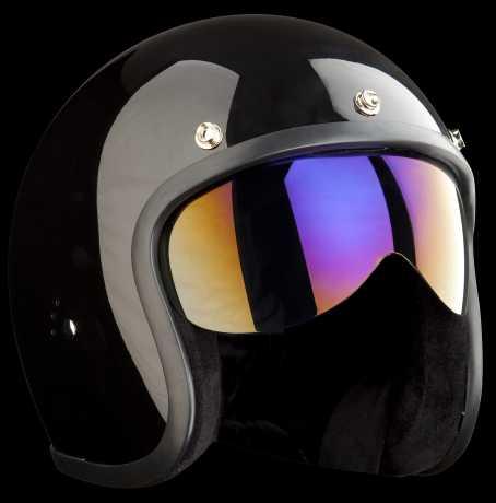 Bandit Bandit Small Jet Helmet Stick-on Visor, iridium  - 947234