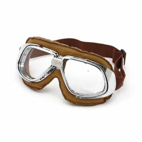 Bandit Bandit Classic Goggles braun | klar - 947305