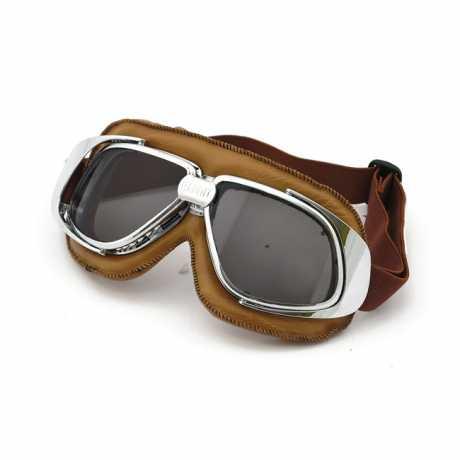Bandit Bandit Classic Goggles brown | smoke - 947306