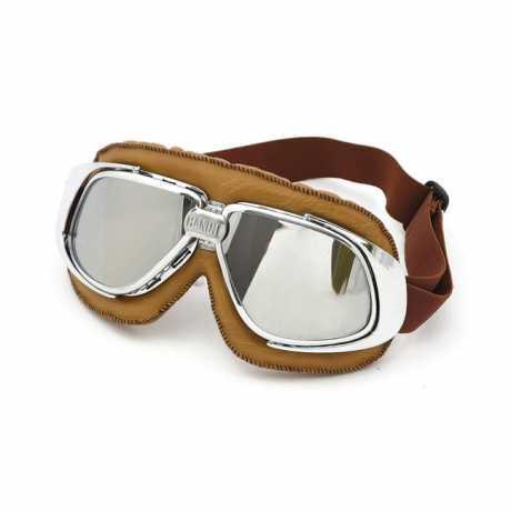 Bandit Bandit Classic Goggles braun | silber - 947308