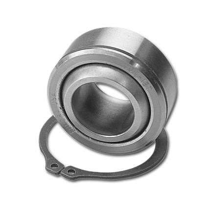 Custom Chrome Schwingenlager mit Sicherungring  - 95-044