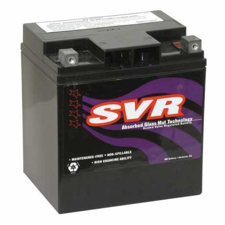 SVR SVR AGM Battery 30Ah 400CCA  - 958015