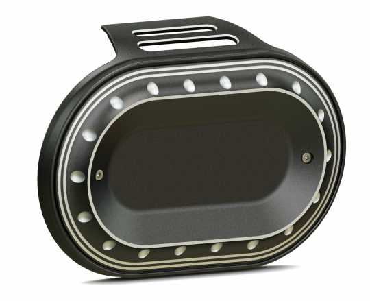 Thunderbike Airbox Cover Oval Drilled  - 96-74-050