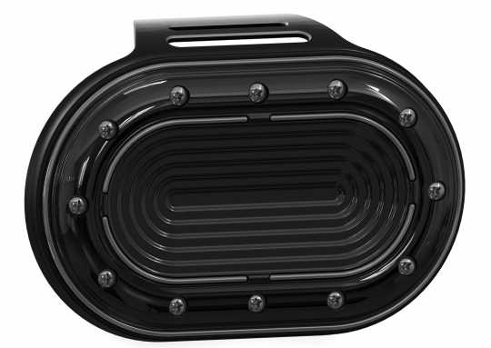 Thunderbike Airbox Cover Oval Grand Classic  - 96-74-060