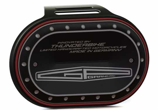 Thunderbike Airbox Cover Oval Grand Prix  - 96-74-100