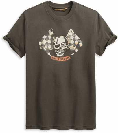 H-D Motorclothes Harley-Davidson T-Shirt Skull Racing  - 96033-20VM