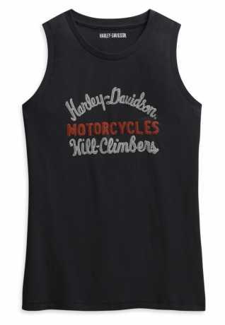 H-D Motorclothes Harley-Davidson women´s Tank Top Hill Climbers black  - 96090-21VW