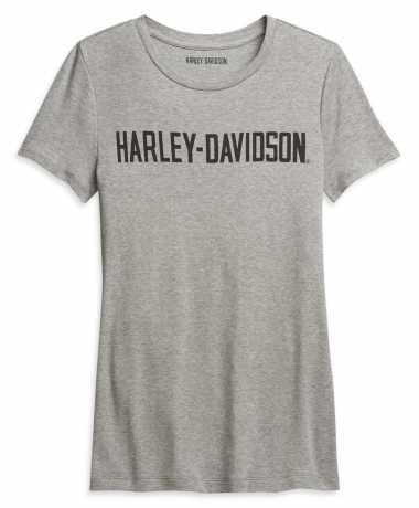 H-D Motorclothes Harley-Davidson Women's T-Shirt Logo grey  - 96105-21VW
