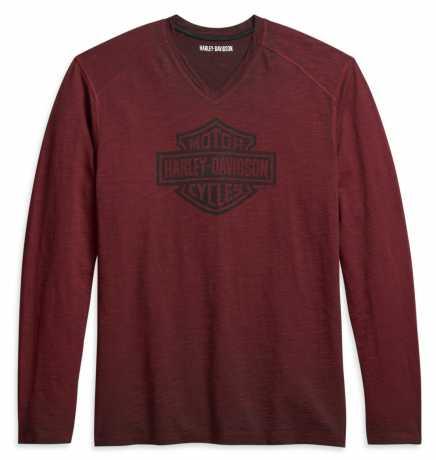 H-D Motorclothes Harley-Davidson Sweatshirt dark red  - 96164-21VM
