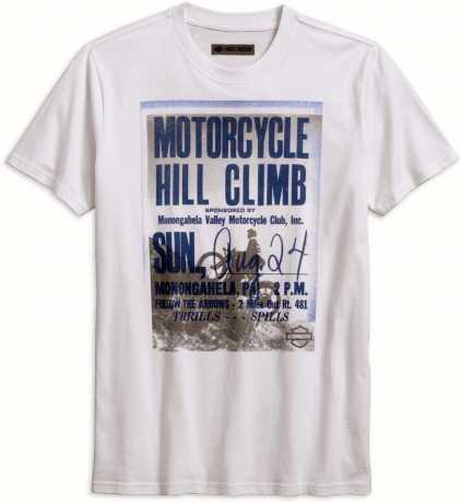 H-D Motorclothes Harley-Davidson T-Shirt Hill Climb white  - 96230-18VM