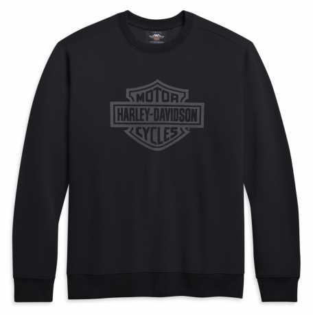 H-D Motorclothes Harley-Davidson Sweatshirt Bar & Shield black  - 96253-21VM