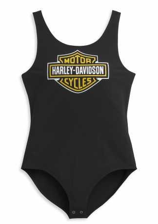 H-D Motorclothes Harley-Davidson Damen Bodysuit Bar & Shield schwarz  - 96378-21VW