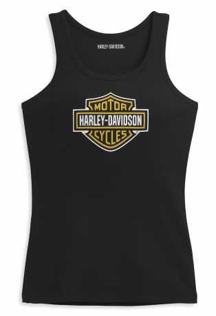 H-D Motorclothes Harley-Davidson Tank Top Bar & Shield schwarz  - 96391-21VW