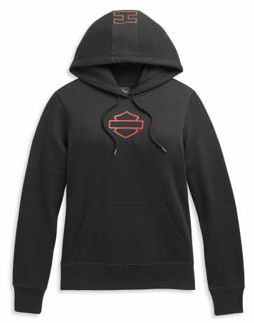 H-D Motorclothes Harley-Davidson women´s Pullover Hoodie Vertical Graphic  - 96399-21VW